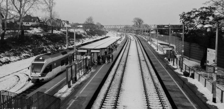 Modlin tren