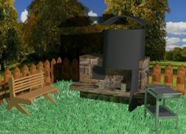 Renderizado modelaje 3D Studio Max